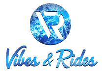 vibes and rides logo