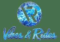 vibes & rides logo